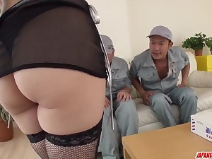 Endless group sex moments for  - More at Japanesemamas.com
