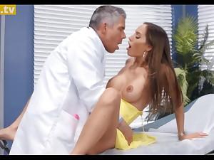 Gynecologist Fucks His Sexy MILF Patient - full at ebrazz.tv