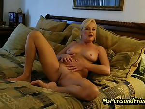 A Clean Shaved, All Natural JOI with Ms Paris Rose