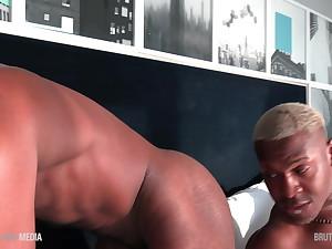 Benny Blazin takes a raw butt fuck