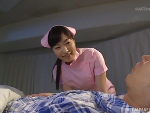 Kinky babe Yume Kana loves nothing more than playing with a dick