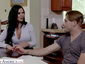 Jasmin jae - in kitchen have sexual intercourse with British Czech brunette pornsta