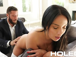 The best ever escort wholesale in sexy maid uniform Anissa Kate