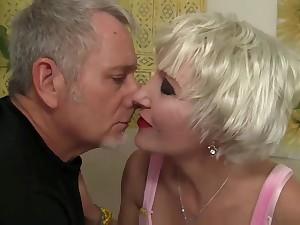 Dalny Marga Is A Nasty Steamy Grandma Bitch
