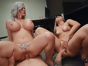 Share My BF - Down To Business 2 - Big Titties