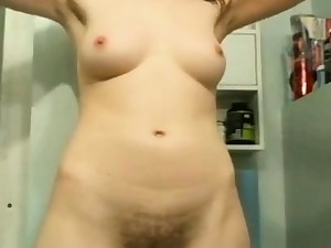 hairy twat my step wet-nurse drives me crazy